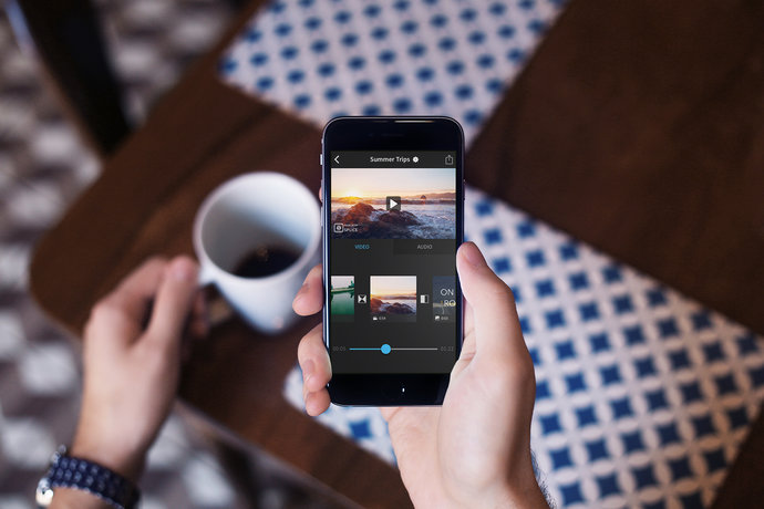 The easy, free Splice video editing app is a new must-have for parents who shoot.