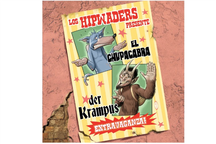 All That Krampus Wants by The Hipwaders: Kids' music download of the week