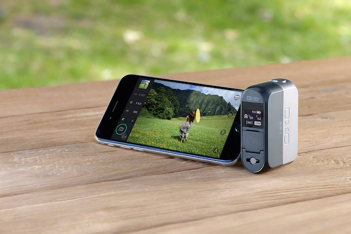 DxO One connected camera: The tiny device that turns your iPhone into a pro DSLR camera.
