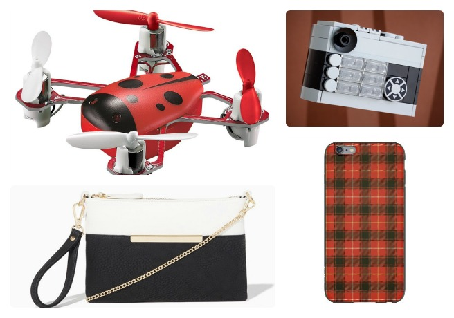Cool tech gifts for men and women under $25: 2015 Tech Gift Guide