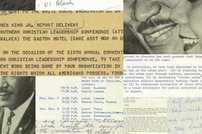 A must see: Dr. King's legacy, in his own writing
