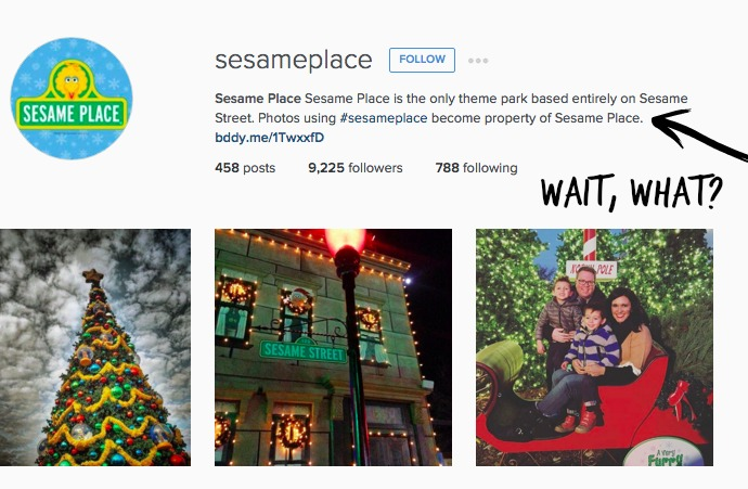 Must-read info: How your Instagram photos could be used by brands. And what to do about it.