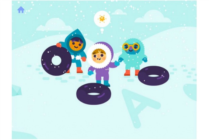 LumiKids Snow: Free app of the week