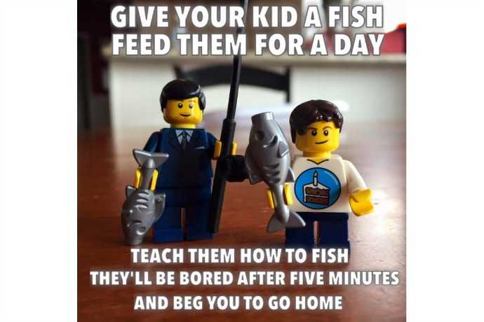 Web Coolness: Lego Dad, Instagram feed changes, and device rules for parents