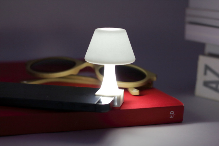 Your iPhone flashlight just got a whole new use.