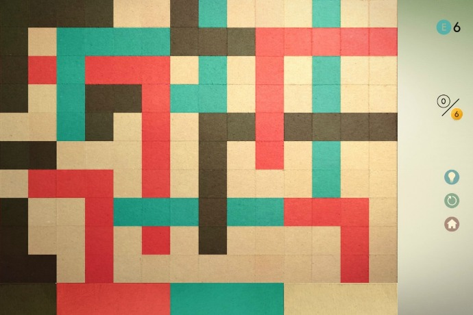 KAMI paper-folding puzzle game: Our cool free app of the week