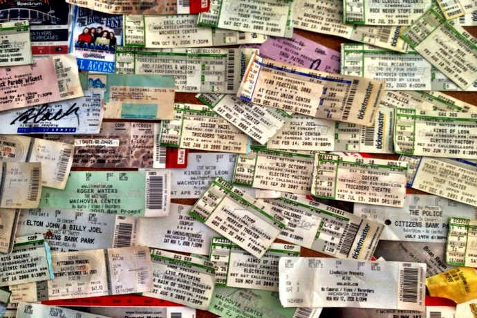 How to claim your free Ticketmaster tickets