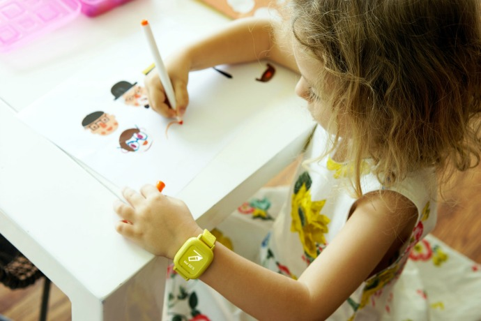The Octopus wearable teaches little ones more than time, it teaches time management. Awesome!