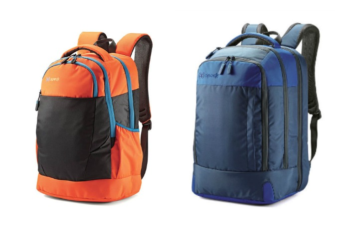 4 laptop backpacks from Speck, just in time for back to school