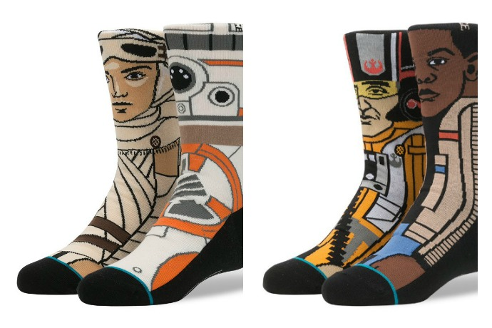 May the force be with your feet