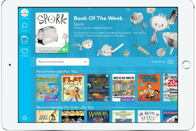 Web Coolness: The best reading apps for kids, a bullet journal, and iPads work like sedatives for kids