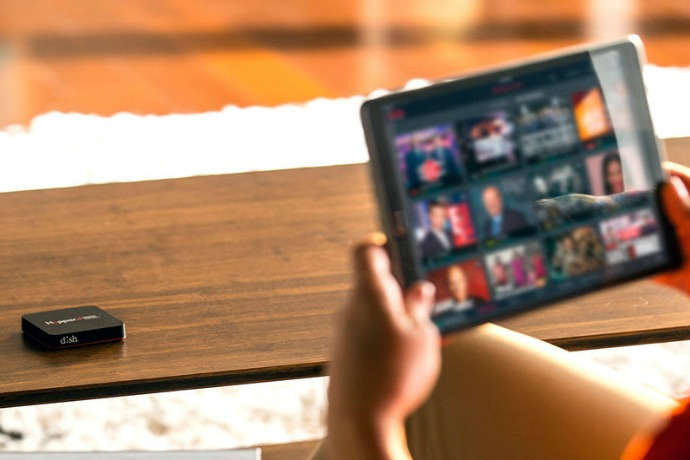 The HopperGO lets you take all your favorite shows with you, no cords, wires, or Internet required | Sponsored Message