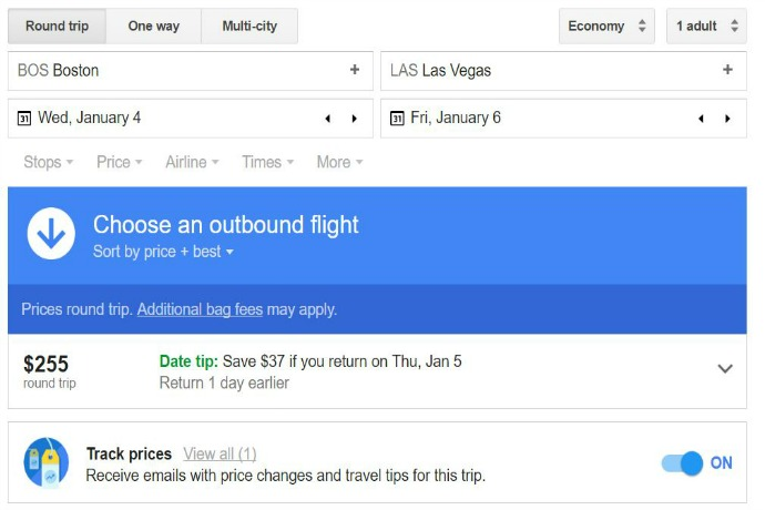Google Flights makes booking travel so much easier. Maybe even cheaper, too.