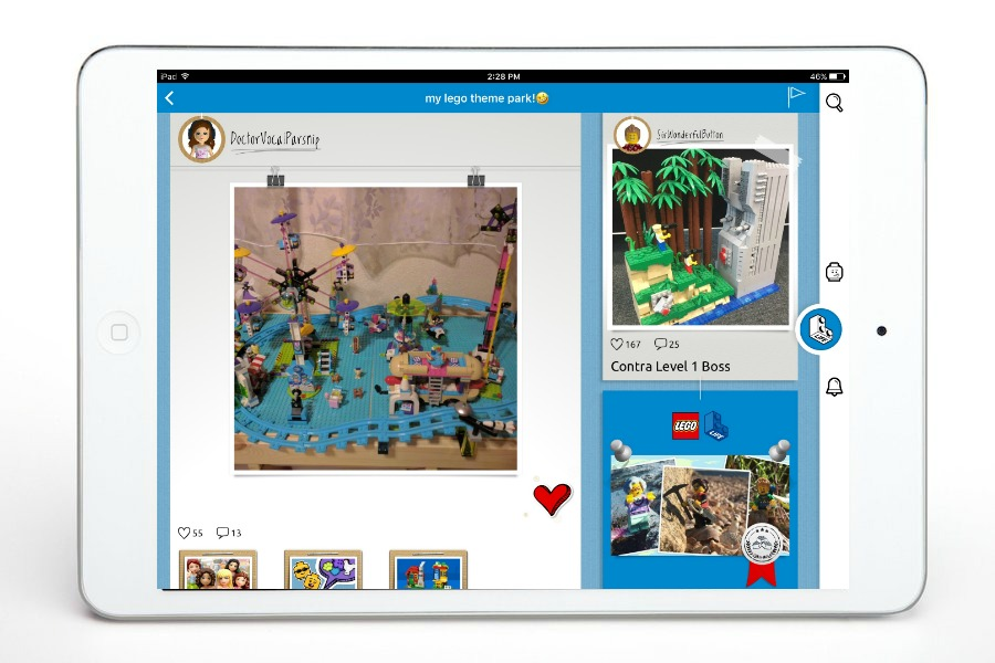 What parents need to know about the new LEGO Life social media app for kids