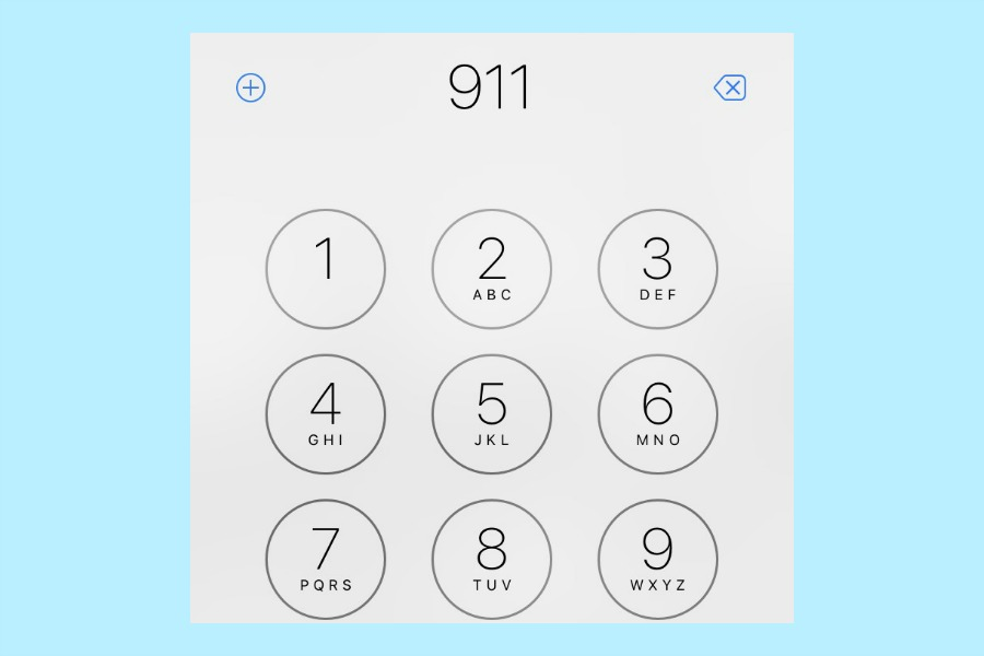The first thing your kids should say when they call 911 from a cell phone