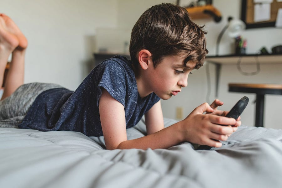 Put screen time management in your kids' hands with the free unGlue app.