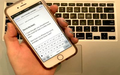 Do you know these 3 handy iPhone email tricks?