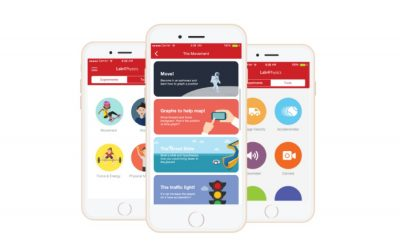 The free Lab4U apps are like having a science lab right in your smart phone