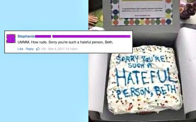 Got internet trolls? Troll Cakes kill them with sweetness.