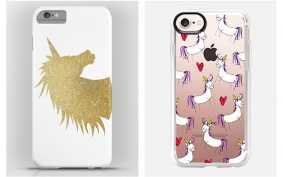 These unicorn iPhone cases for teens and tweens are magical!
