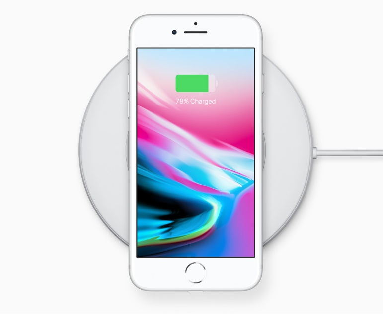 New AirPower wireless charging from Apple