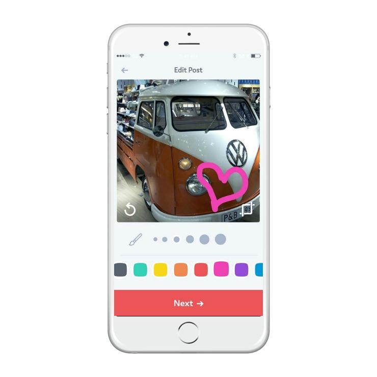 Kudos App: It's like Instagram for kids, only safer.