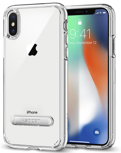 The coolest iPhone X cases: Spigen Ultra Hybrid