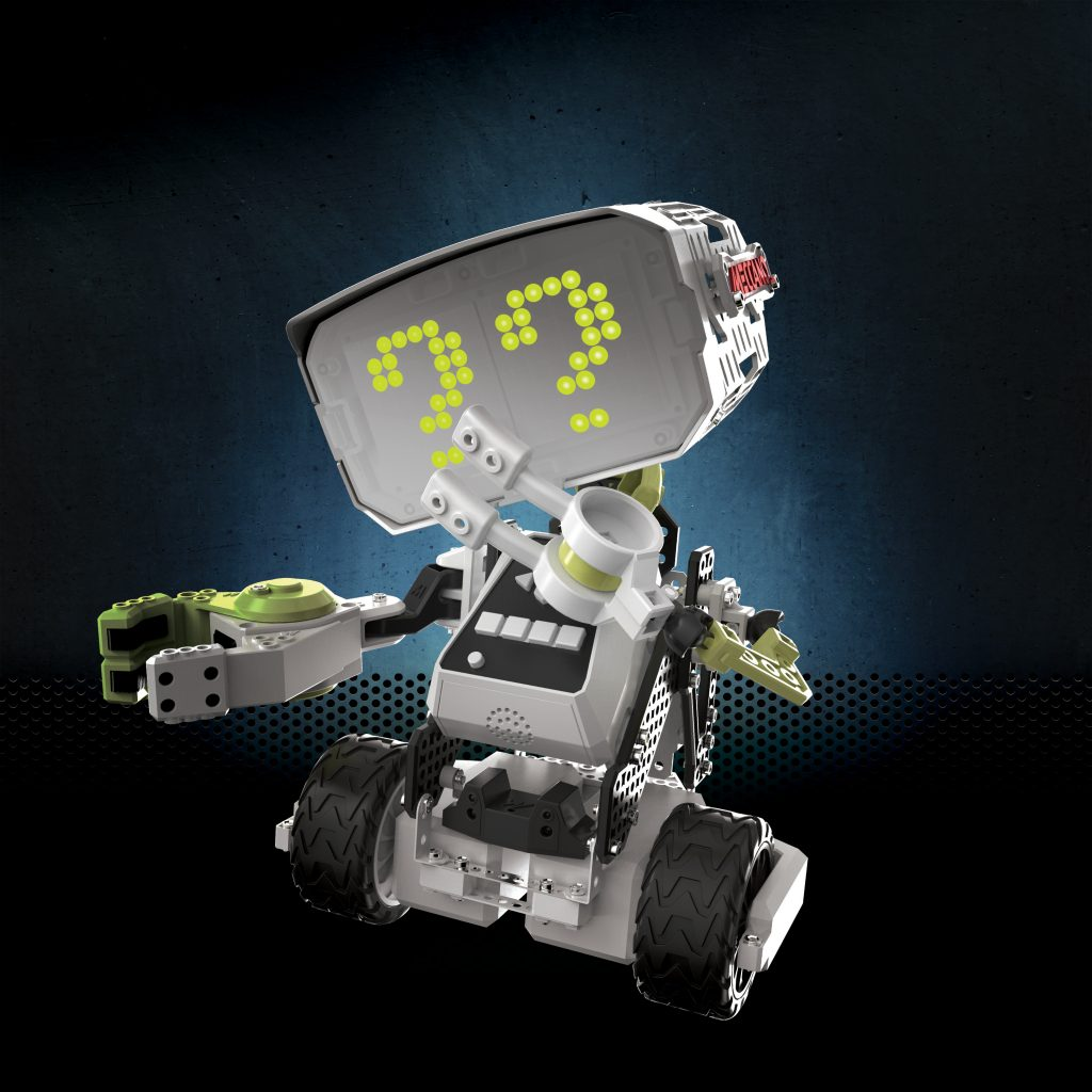 The Meccano M.A.X toy | Sponsor