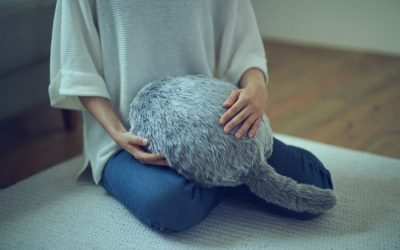 Web coolness: A headless robotic therapy cat, tattoos that monitor your health, and more!