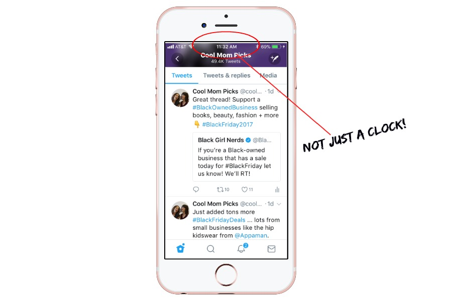 The world's easiest iPhone time-saving trick I never knew. D'oh.