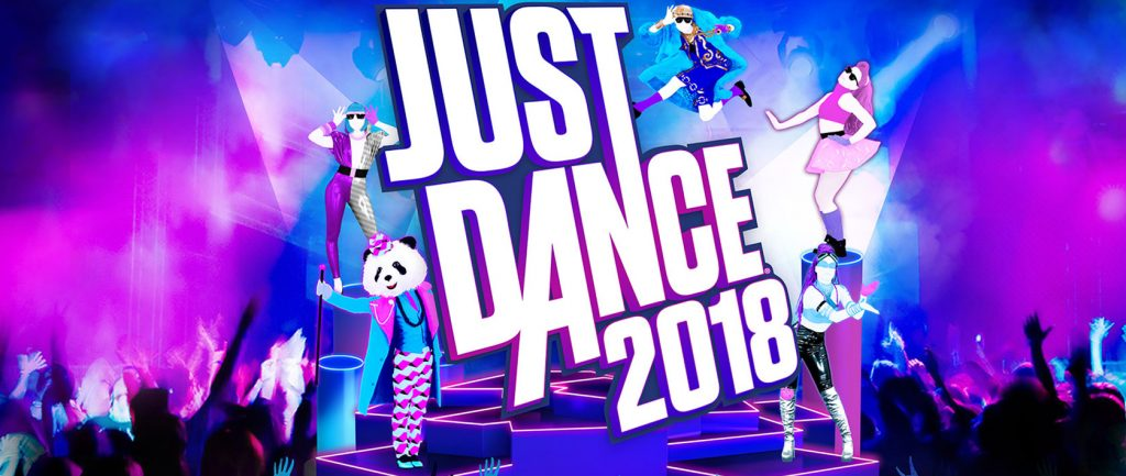 Favorite family video games: Just Dance 2018