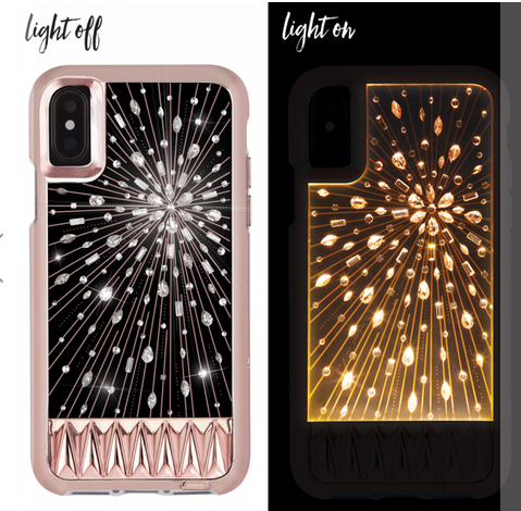 Holiday iPhone Cases: Case-Mate Luminescent | 2017 Holiday Tech Gift Guide