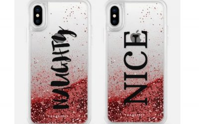 12 fun holiday iPhone cases. Oooh, festive! | Holiday Tech Guide 2017