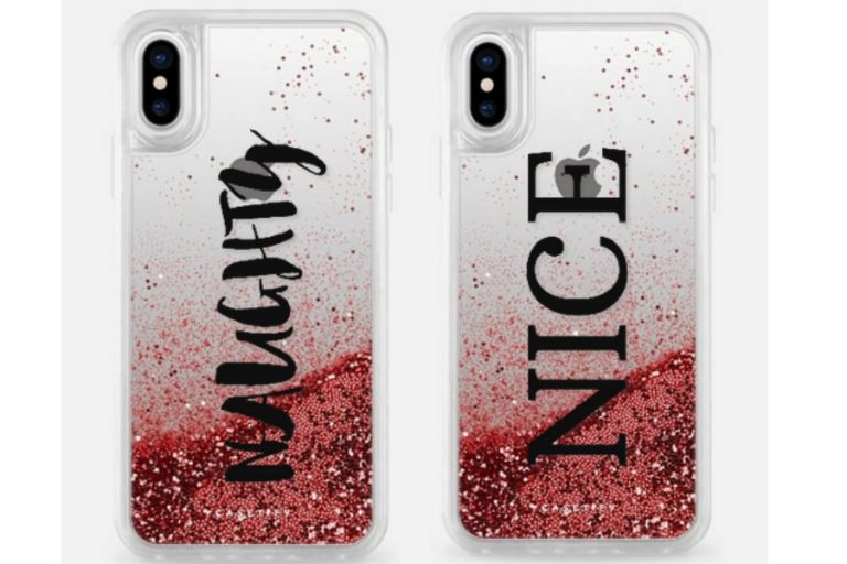 12 fun holiday iPhone cases. Oooh, festive!   Holiday Tech Guide 2017