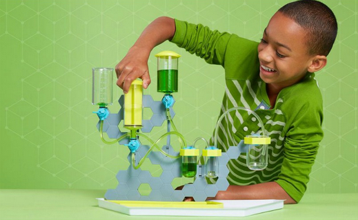 STEM box subscription gifts for kids from Amazon's STEM Club | 2017 Holiday Tech Gift Guide