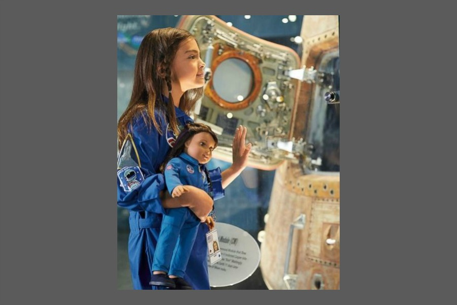 American Girl goes STEM with Luciana Vega, the 2018 girl of the year