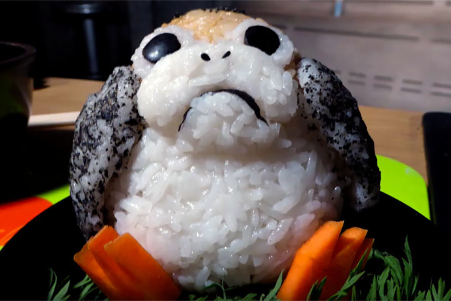 Web coolness: A tasty Porg, a cell phone prison, and Alexa now in your nursery!