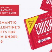 12 romantic Valentine's gifts for him under $50 | Valentine's Day Gift Ideas 2016