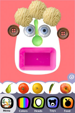 Faces iMake app | Cool Mom Tech