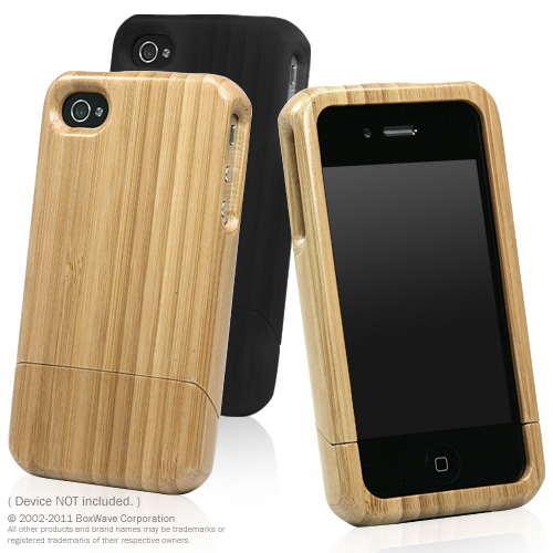 Eco-friendly iPhone cases take care of the earth and your smartphone too.
