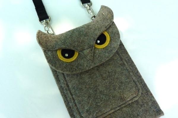 owl gadget case | Cool Mom Tech