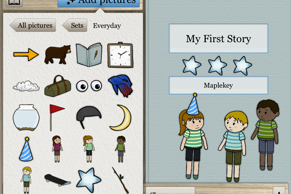 Picturebook app | Cool Mom Tech