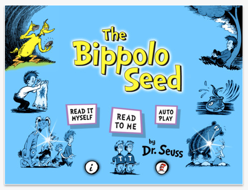 The Bippolo Seed by Dr. Seuss | Cool Mom Tech