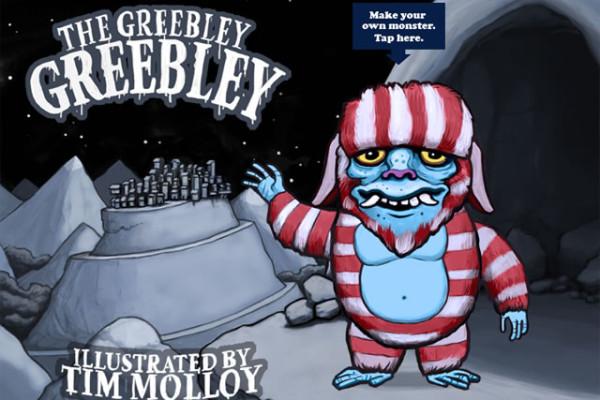 Greebley Greebley Halloween ebook   Cool Mom Tech