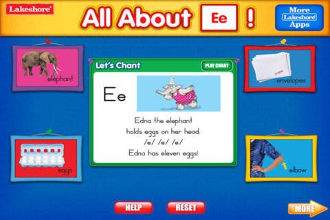 Letter of the Day app | Cool Mom Tech