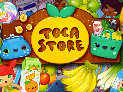 Toca Store app for kids | Cool Mom Tech