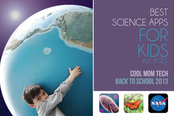 Best science apps for kids | Cool Mom Tech