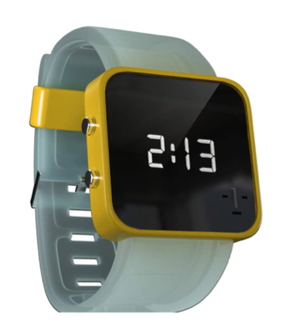 1:Face Watch: Watches that do more good than getting you up on time
