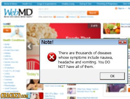 Web Coolness: Hilarious website warnings, Optimize your iPad for kids with special needs, Post-It Mario