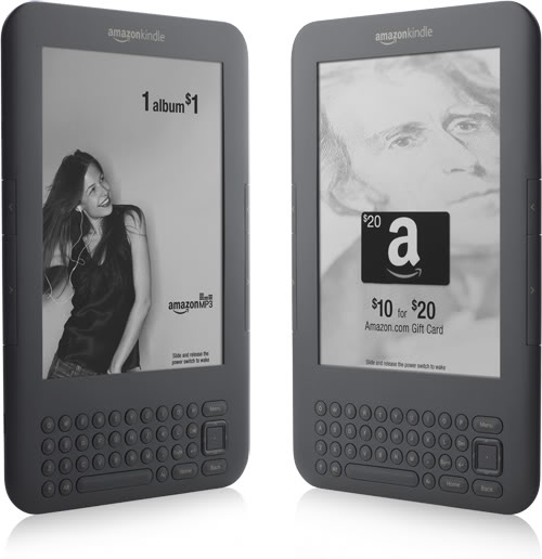 Amazon announces a cheaper Kindle, but you'll pay in other ways.